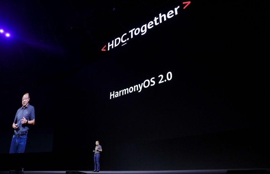 HarmonyOS 2.0 sudah dikonfirmasi akan hadir di smartphone pada tahun 2021
