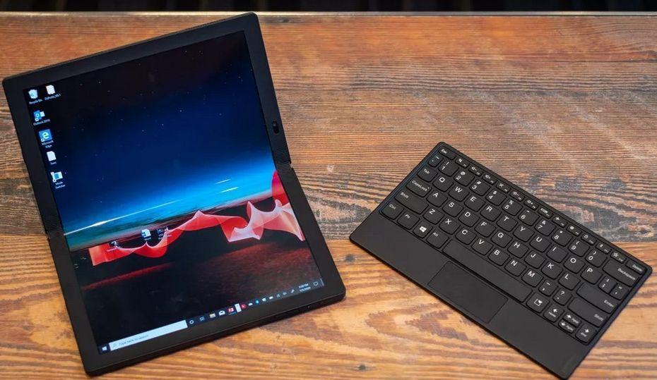 Lenovo Keluarkan Laptop Canggih Dengan Layar Lipat Pertama di Dunia, Lenovo ThinkPad X1 Fold