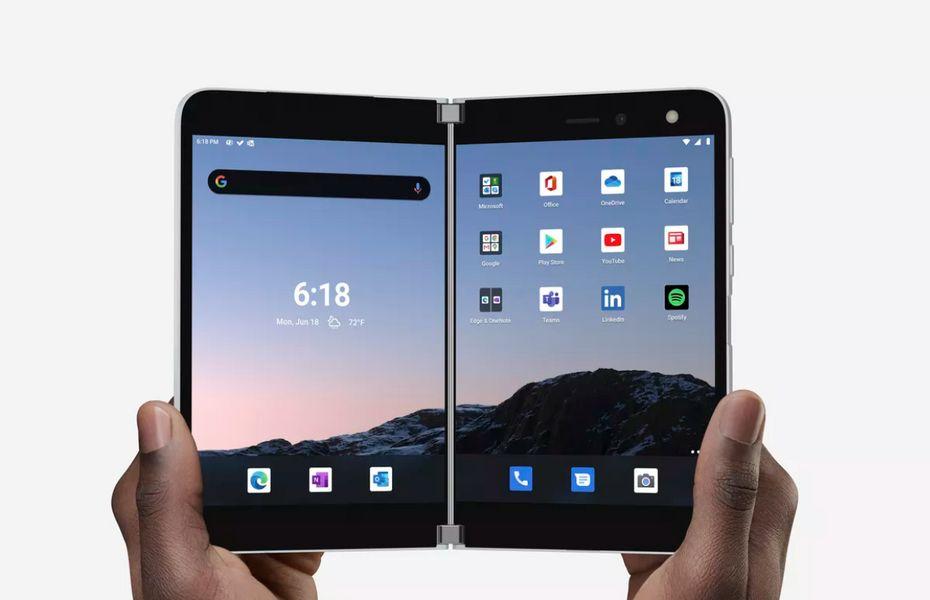 Microsoft Surface Duo bakal hadir pada 10 September dengan harga Rp20 jutaan