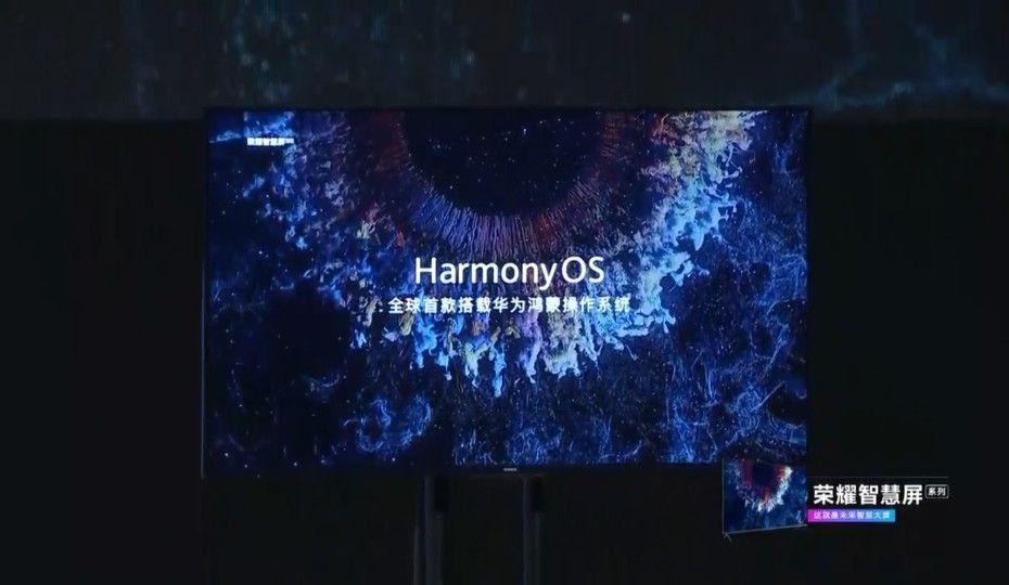 Honor Vision jadi perangkat pintar pertama Huawei dengan HarmonyOS