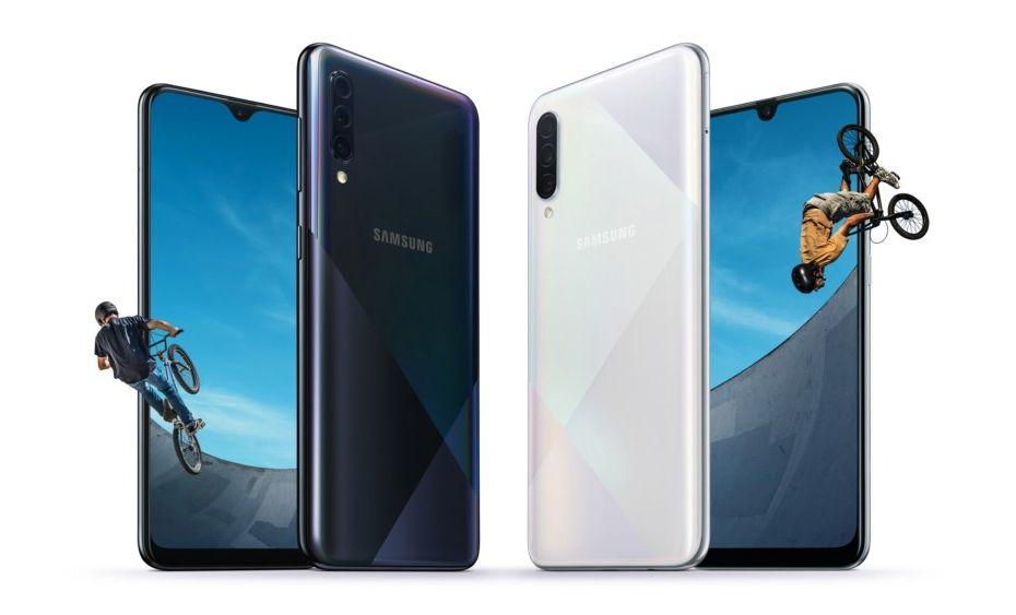 Galaxy A50s dan A30s resmi diluncurkan, apa bedanya dengan A50 dan A30