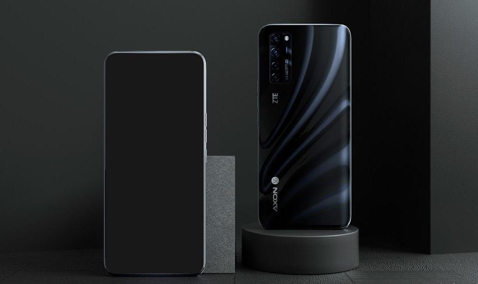 Spesifikasi dan Harga Axon 20 5G, Ponsel dengan Kamera Depan Di Bawah Layar Pertama Di Dunia