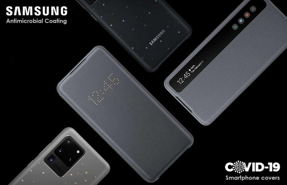 Lawan virus COVID-19, Samsung siapkan casing khusus anti virus