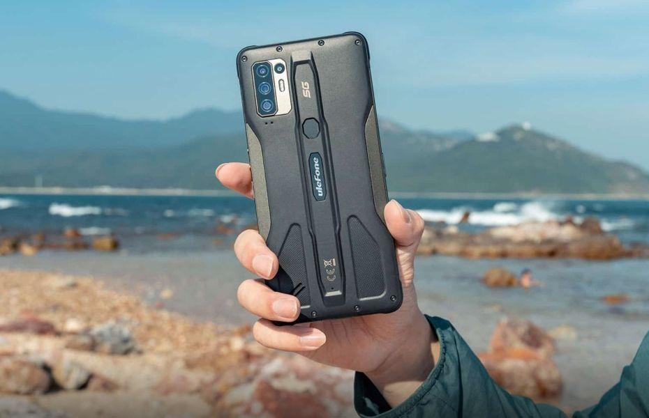 Ulefone Armor 10 5G diluncurkan sebagai smartphone tangguh 5G pertama di dunia