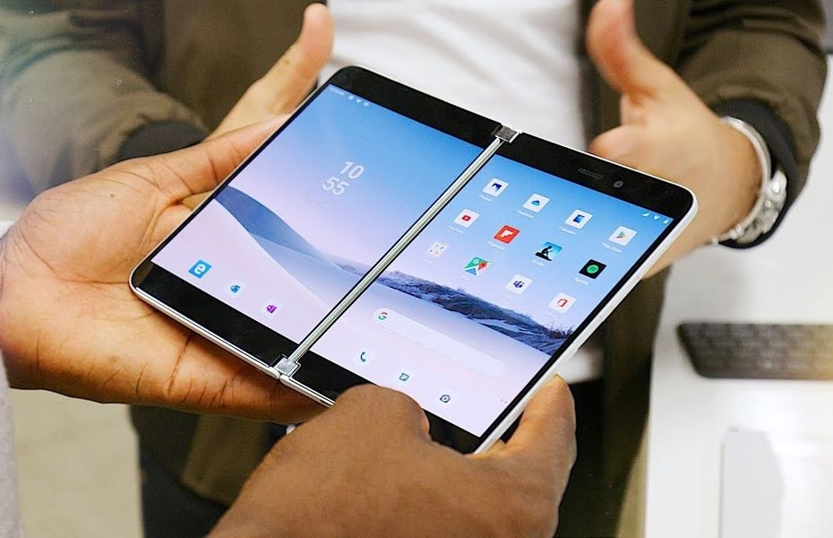 """Microsoft Surface Duo bakal hadir dengan fitur multitasking 'App Group"""""""