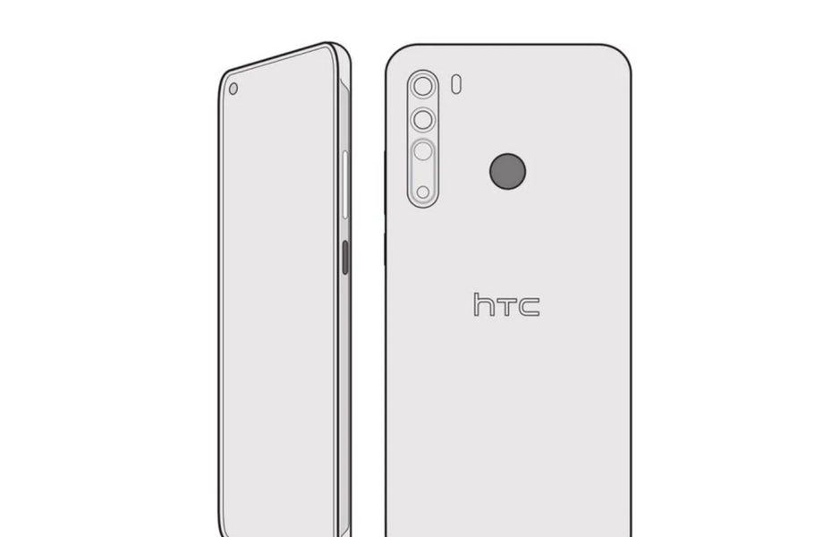 HTC Desire 20 PRO akan datang dengan layar FHD+, Snapdragon 665, dan Android 10