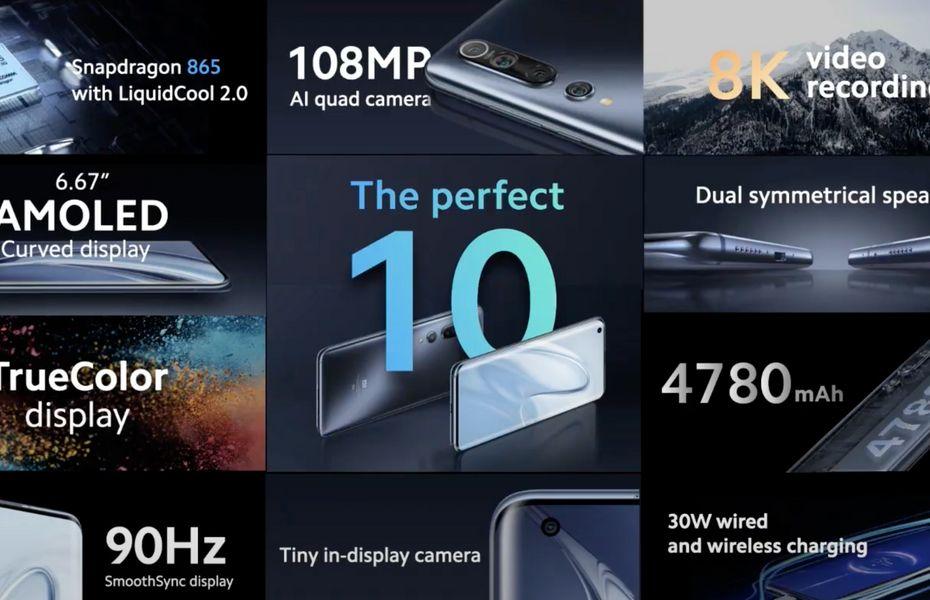 Xiaomi Mi 10 resmi diluncurkan di Indonesia, lantas berapa harganya?