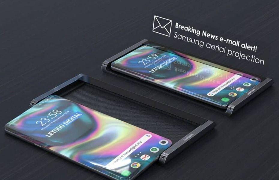 Samsung ajukan paten teknologi hologram untuk smartphone