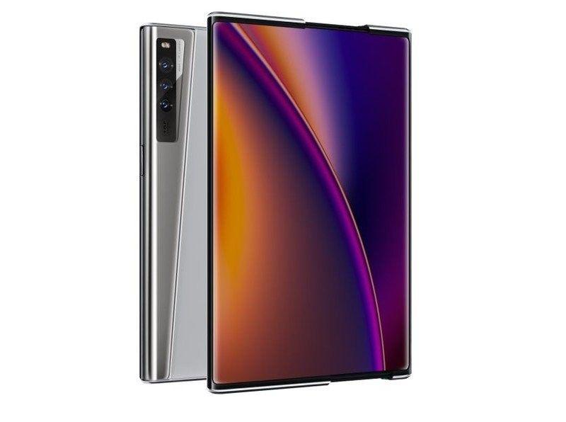 OPPO pamerkan OPPO X 2021, smartphone konsep pertama yang bisa memanjang
