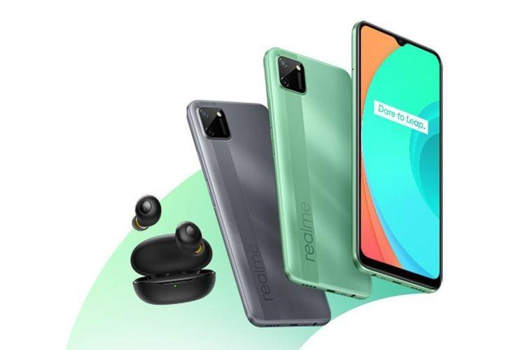 Realme C11 resmi diluncurkan di Indonesia