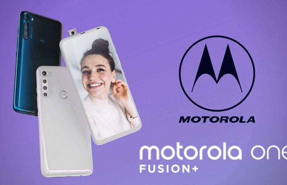 Motorola One Fusion + diluncurkan di India dengan harga Rp3,2 juta
