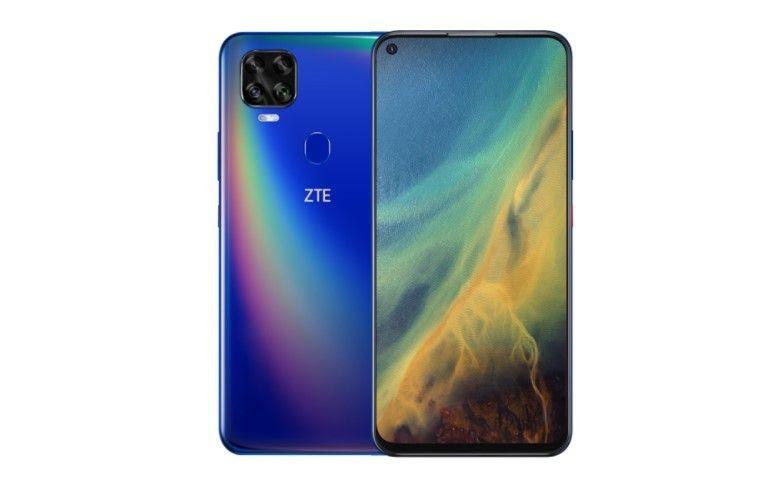 ZTE V2020 5G dengan Dimensity 800 dan empat kamera 48MP resmi meluncur di Tiongkok