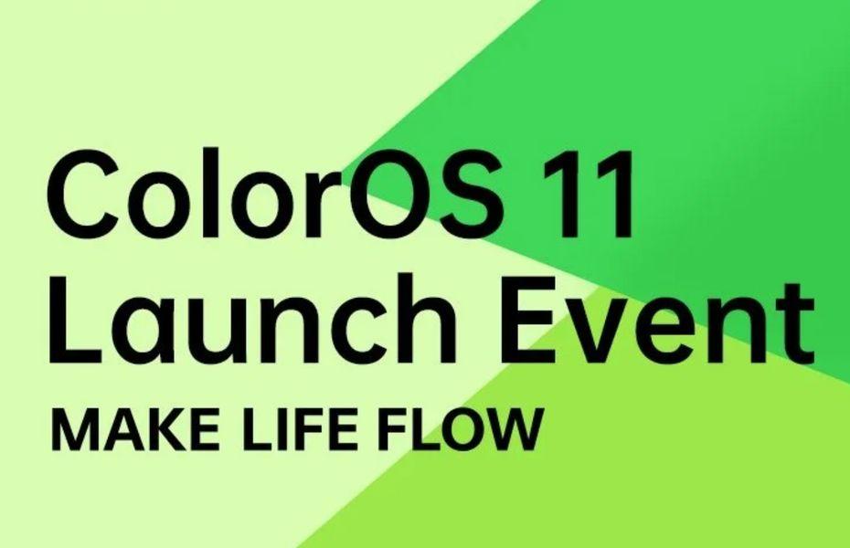 OPPO ColorOS 11 akan diluncurkan secara global pada 14 September