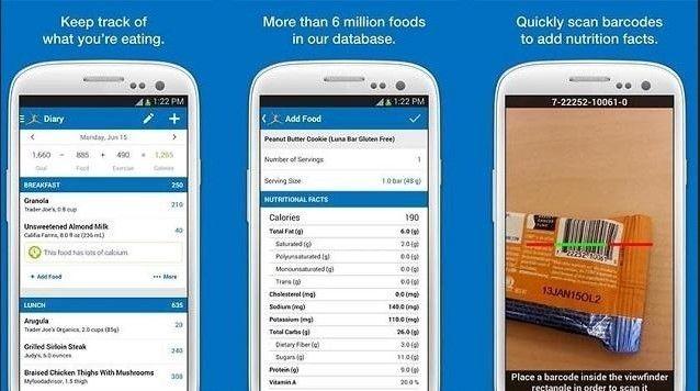 3 Aplikasi Diet Android yang Bisa Membantu Turun Berat Badan