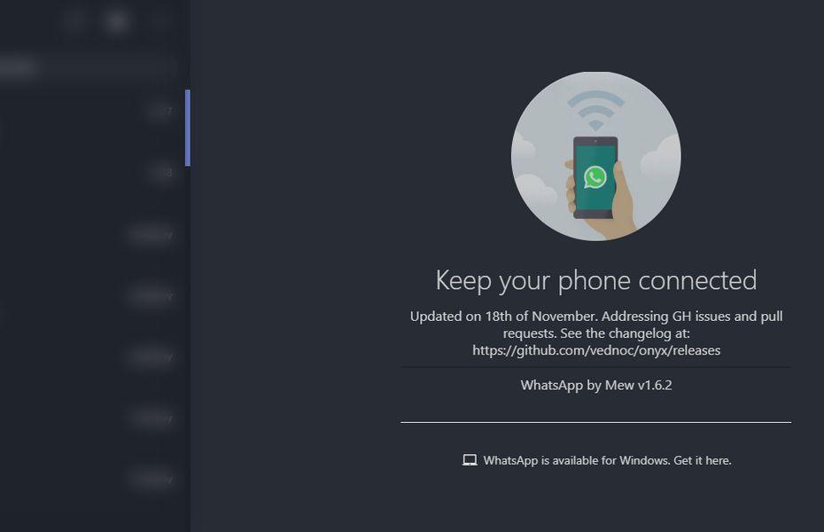 Yuk jajal dark mode di WhatsApp Web, Begini caranya