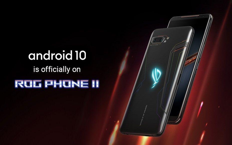 Kabar Gembira Buat Pemilik Asus ROG Phone 2, Bisa Upgrade Android 10