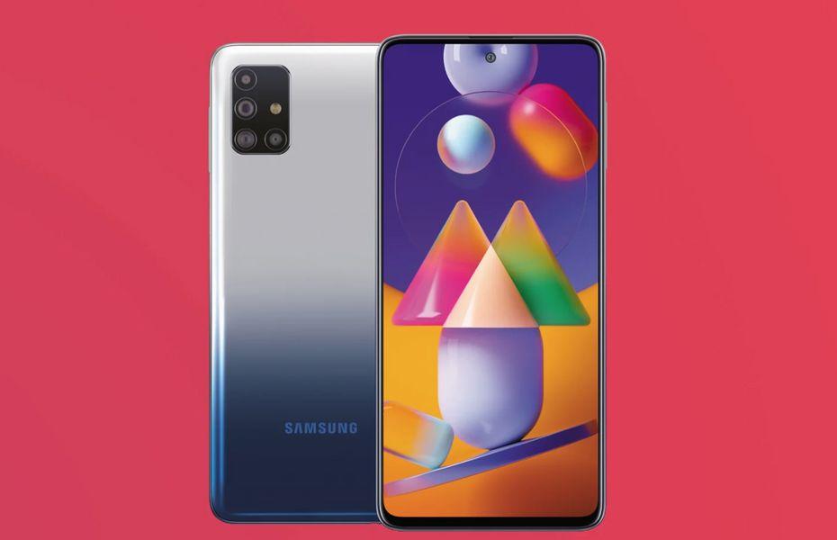 Galaxy M31s resmi meluncur dengan empat kamera, Sony IMX682 64MP, dan pengisian cepat 25W