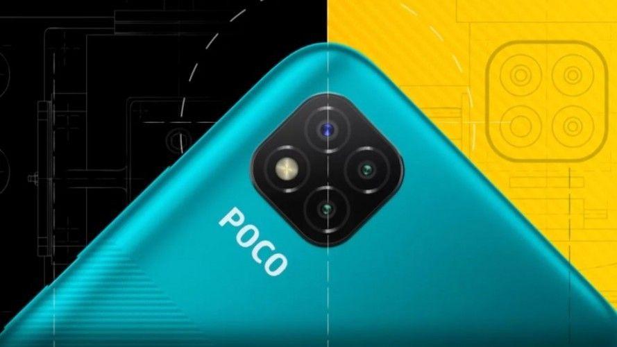 Beredar bocoran spesifikasi kamera POCO C3 sebelum peluncuran