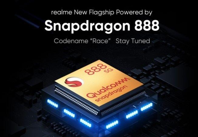 Realme Race dengan Snapdragon 888 akan segera hadir