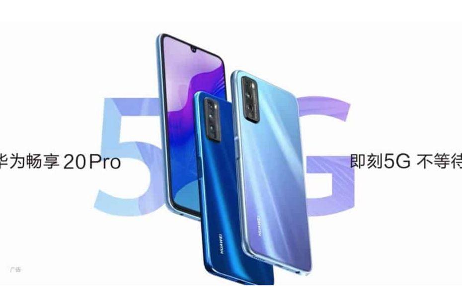 Huawei Enjoy 20 Pro siap diluncurkan pada 19 Juni