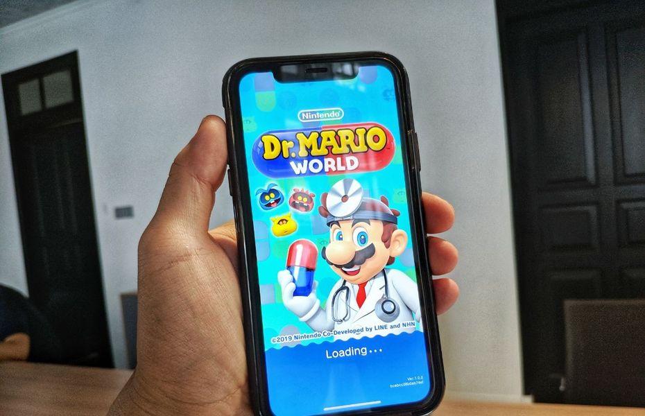Dr. Mario World hadir untuk perangkat iOS dan Android