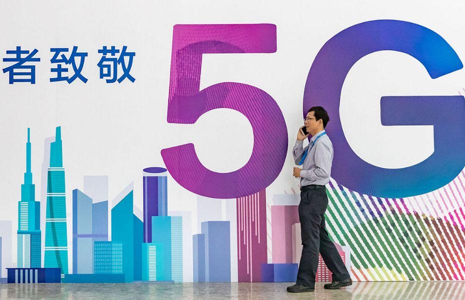 Wow! China Sudah Membangun 700.000 Pemancar Jaringan 5G