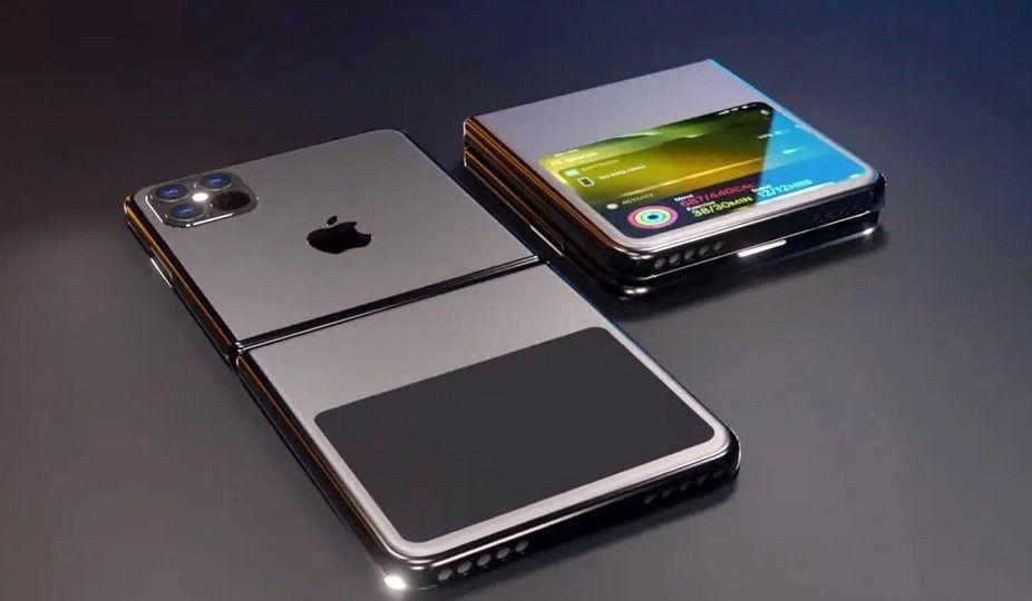 Keren! Apple Akan Keluarkan Ponsel Layar Lipat Anti Rusak dan Bisa Sembuhkan Dirinya Sendiri