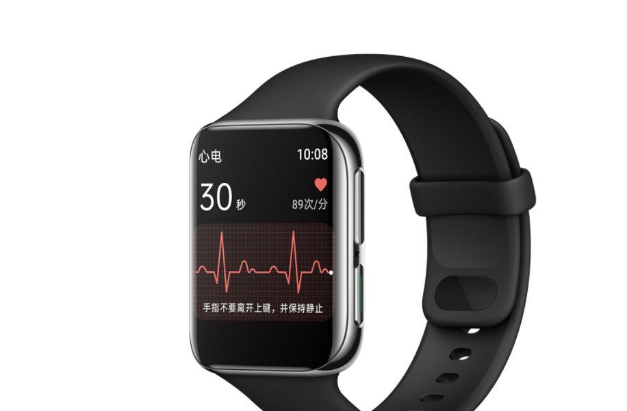 OPPO Watch ECG diluncurkan di Tiongkok dengan harga Rp5 jutaan