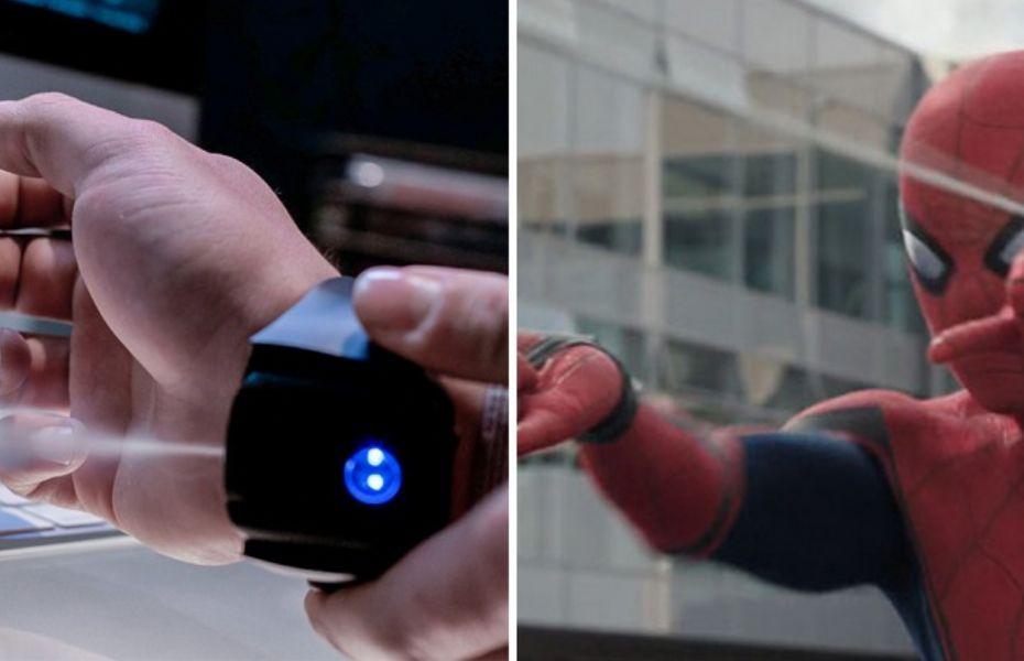 Keren! Pakai SprayCare Band Ini, Kamu Bakal Punya Kekuatan Mirip Spider-Man