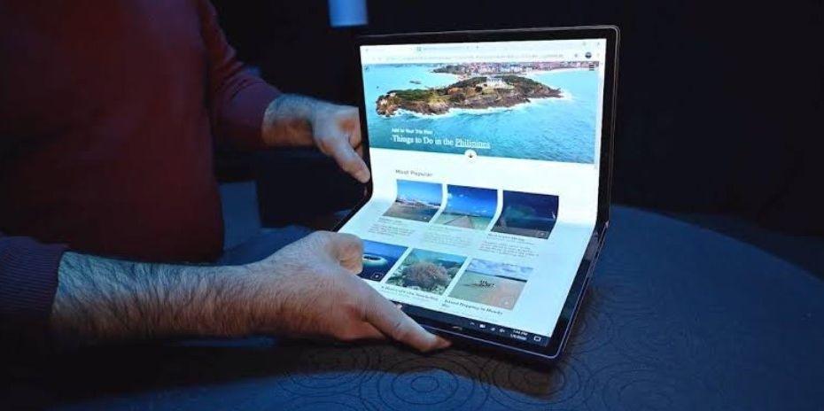 Susul Lenovo dan Microsoft, Intel Membagikan Bocoran Tablet yang Bisa Dilipat Jadi Laptop!