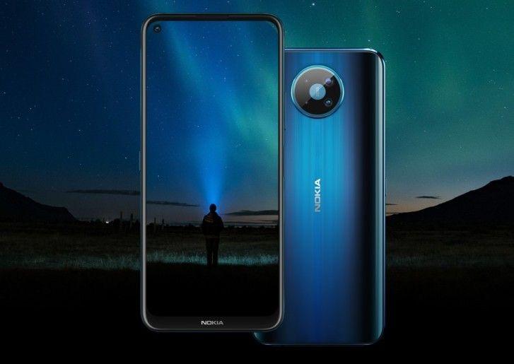 HMD Global luncurkan Nokia 8.3 5G dengan kamera ZEISS dan Snapdragon 765G