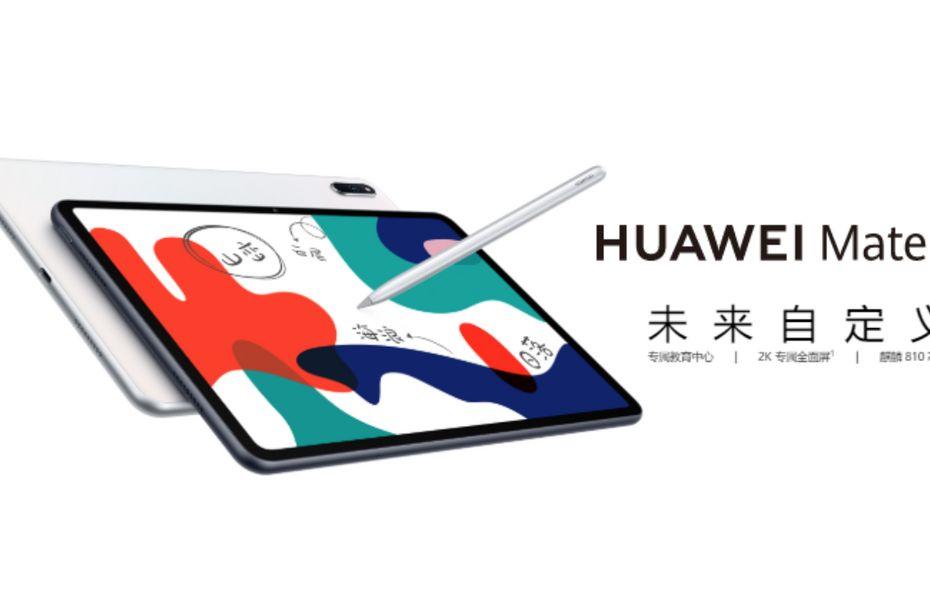 Huawei meluncurkan tablet MatePad 10,4 inci dengan dukungan M-Pencil