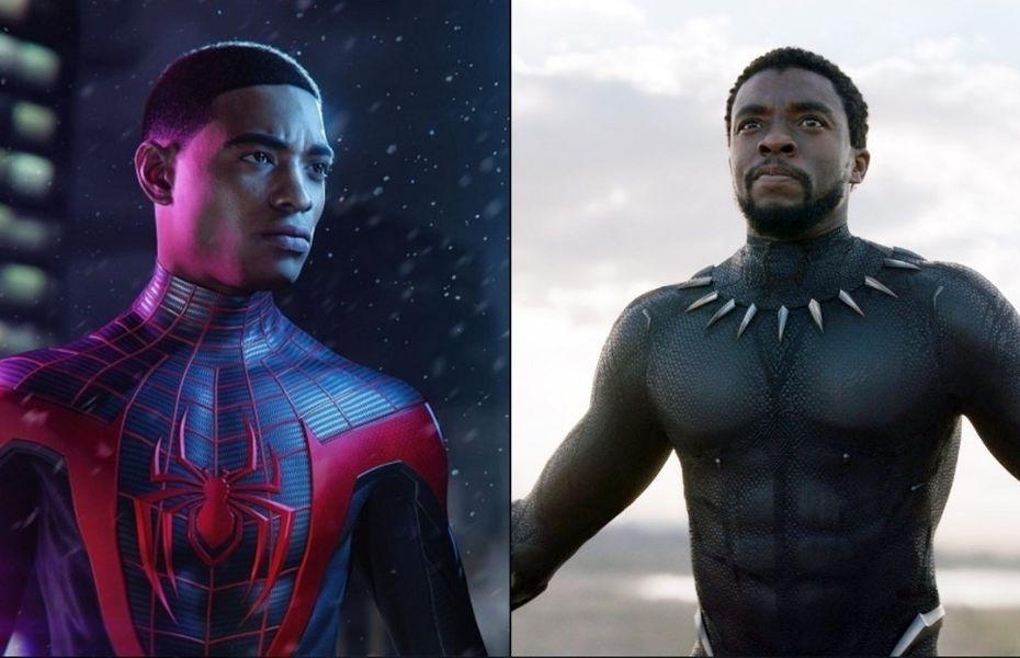 Demi Hormati Chadwick Boseman, Game Spider-Man: Miles Morales Hadirkan Peristiwa yang Menyentuh Hati Penggemar