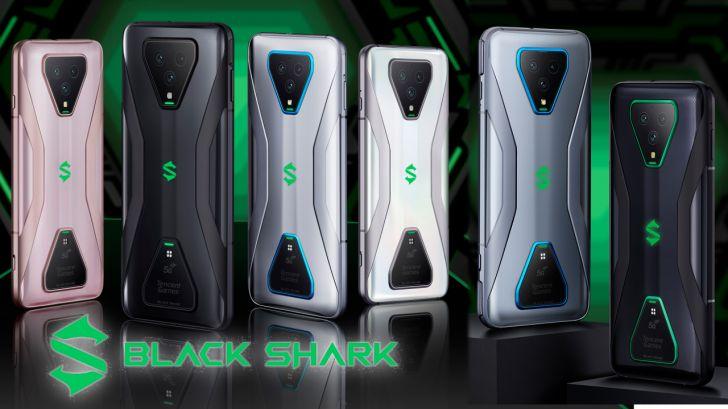 Duo Black Shark 3 resmi diumumkan hadir untuk para gamer ekstrem