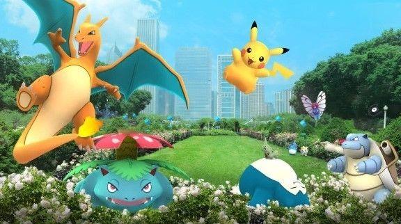 Tencent-Pokemon Siap Produksi Game Baru, Seperti Apa, Ya?