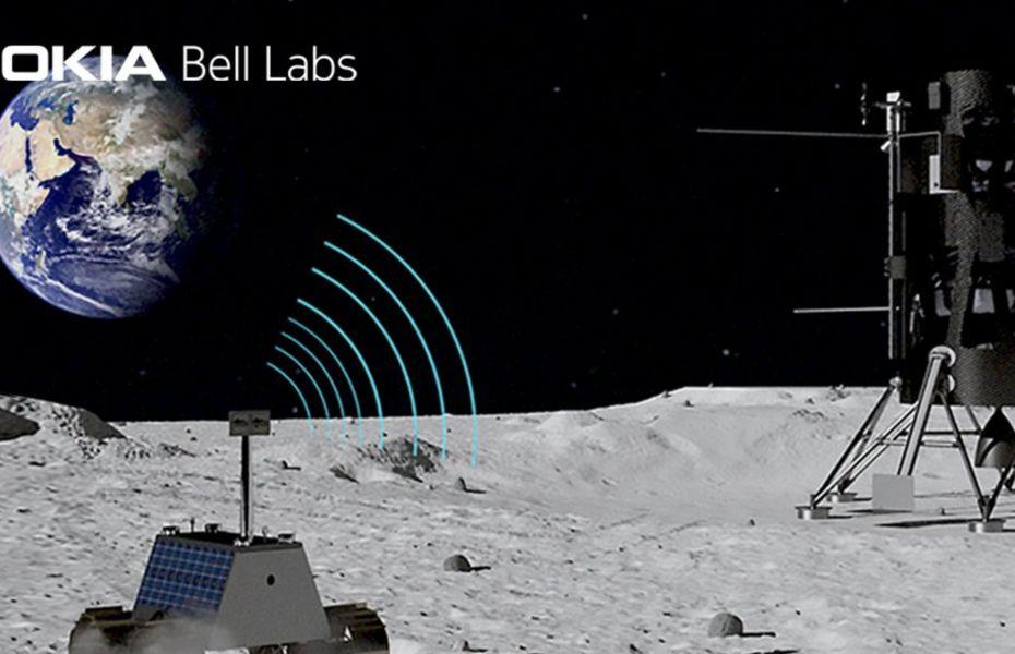 Nokia dan NASA bakal bangun jaringan 4G di Bulan