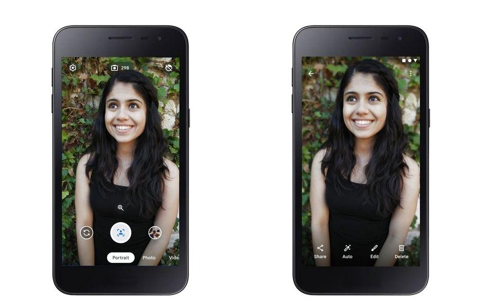 Google umumkan aplikasi Camera Go dengan mode portrait untuk ponsel murah