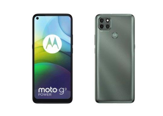 Motorola Moto G9 Power melantai dengan baterai 6.000 mAh dan pengisian daya cepat 20W