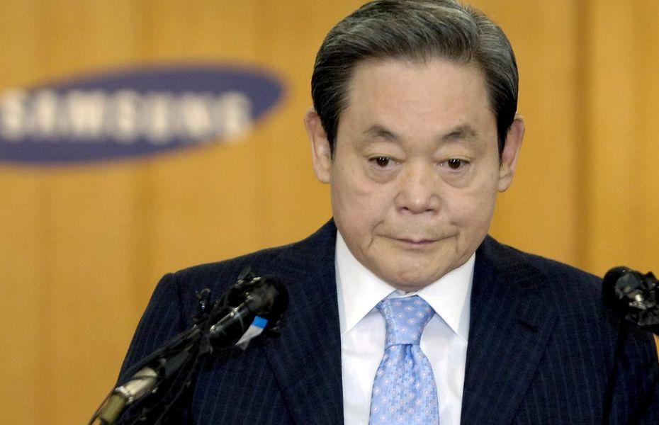 Kabar Duka! Bos Samsung Meninggal Dunia pada Usia 78