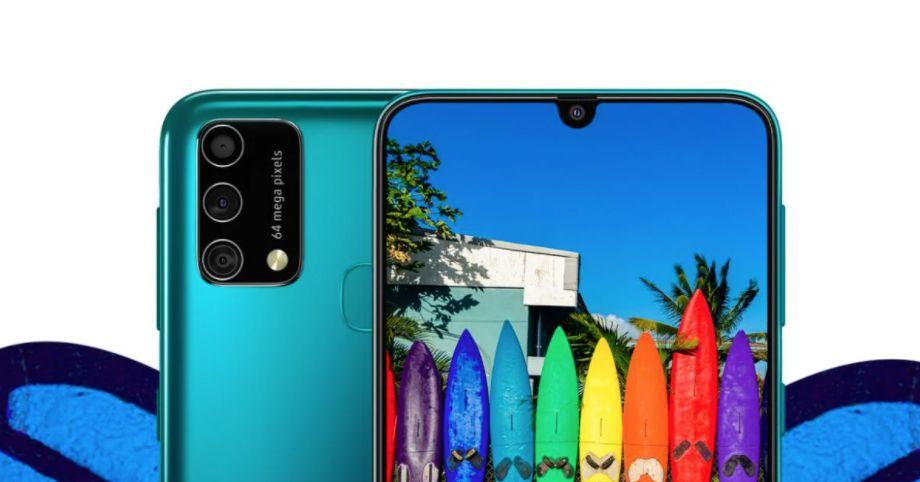 Samsung Galaxy F41 dipastikan tiba dengan tiga kamera 64MP
