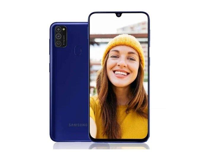 Samsung Galaxy M21, M-series pertama yang mendapatkan One UI 2.5