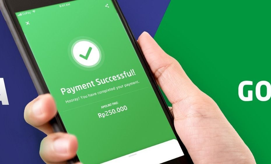 Permudah Transaksi, Kini  Kamu Bisa Bayar Gojek dengan Visa