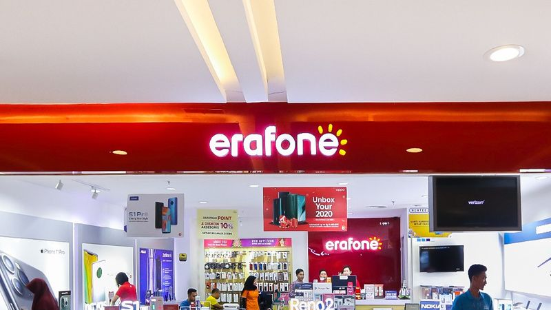 Rayakan hari jadi Erajaya Group, Erafone gelar EraVersary 2020 dengan hadiah utama Mini Cooper