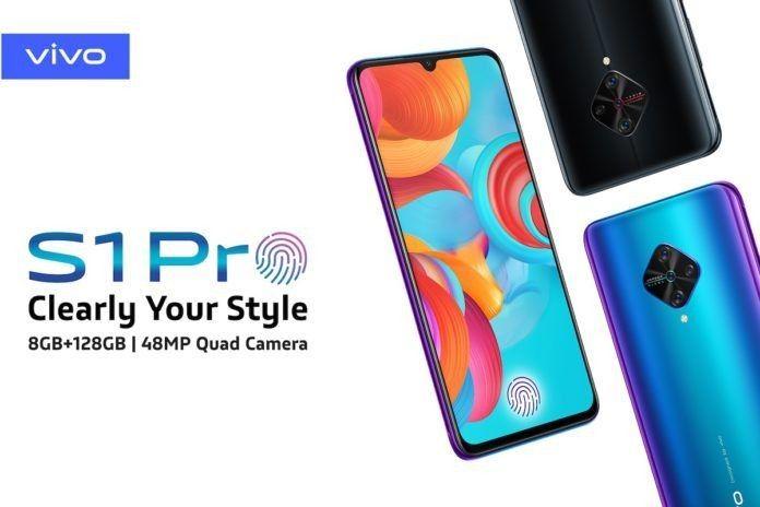 Vivo S1 Pro meluncur 25 November 2019 mendatang