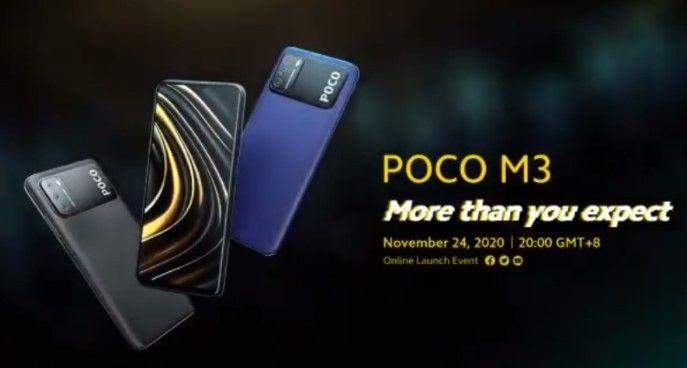 POCO M3 hari ini dirilis global, Indonesia kapan?