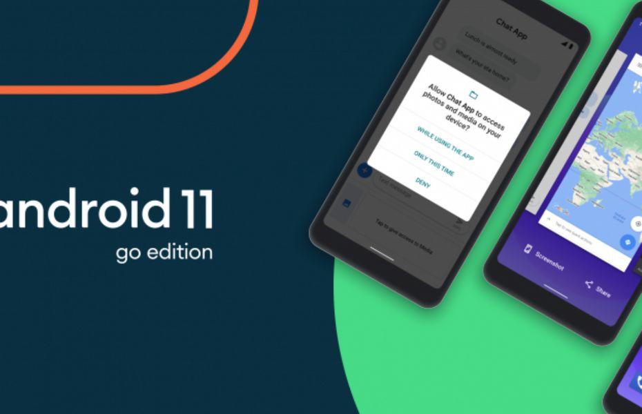 Android 11 Go Edition kini hadir untuk perangkat RAM 2GB