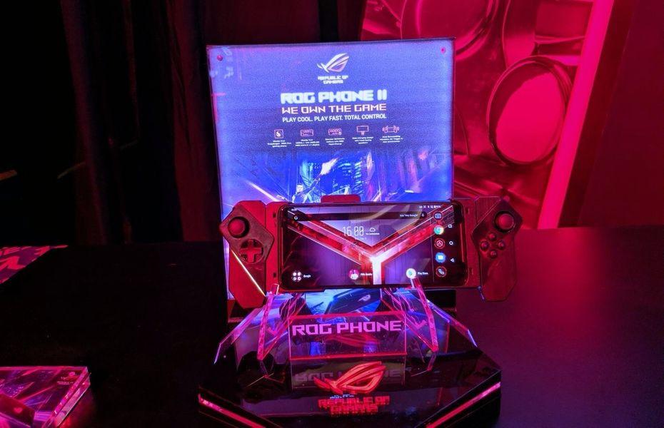 Dibanderol Rp8,5 juta, ROG Phone 2 siap bersaing dengan Black Shark 2 Pro