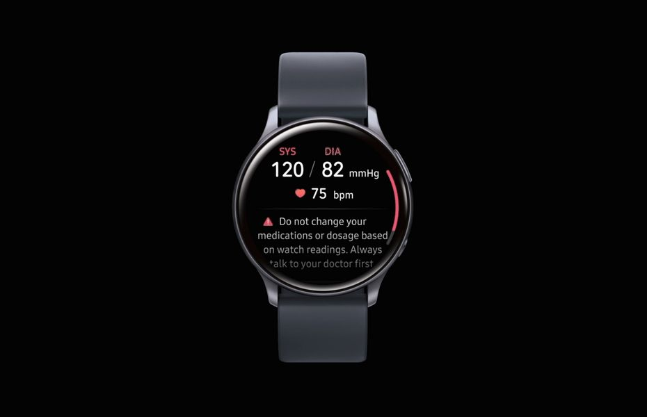 Samsung mengumumkan aplikasi pemantauan tekanan darah untuk Galaxy Watch