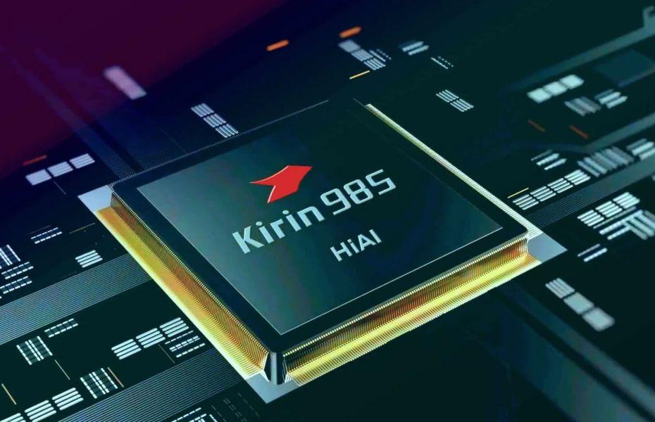 Kirin 985 akan memulai debutnya dengan Huawei Nova 7 Series
