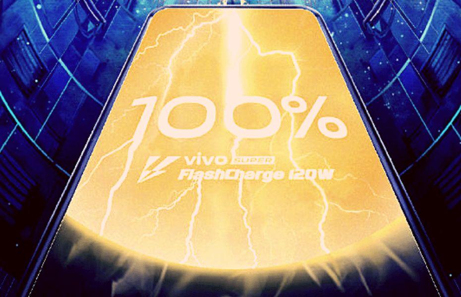 Vivo ajukan permohonan merek dagang Super FlashCharge 55W